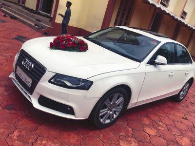 Luxury wedding rent cars in Palakkad