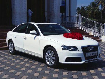 Luxury wedding rental cars in Kochi,Palakkad