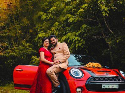 Luxury wedding cars in kochi