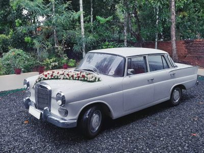 vintage cars for rent in kochi