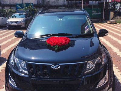 Luxury wedding rent cars in kochi