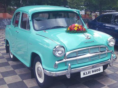 vintage luxury car rental services