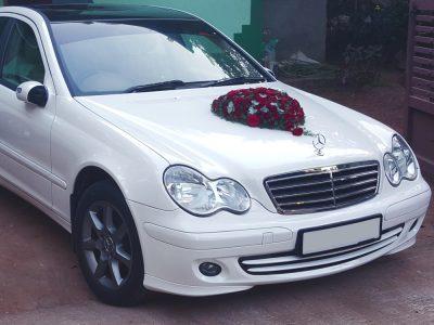Wedding luxury rent cars in Kochi