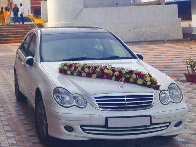 Wedding rental cars in Kochi