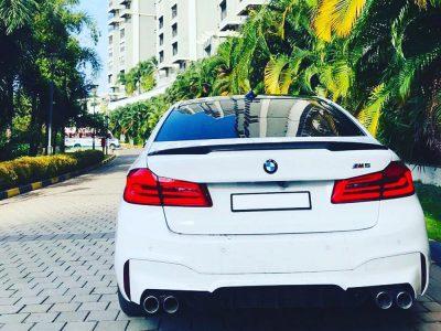 Wedding luxury rental cars in Kochi
