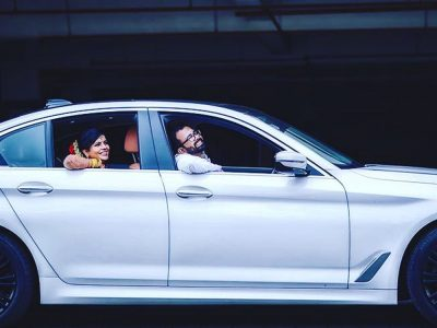 Rental wedding luxury car in thrissur