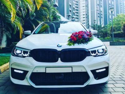 Rental wedding cars in thrissur