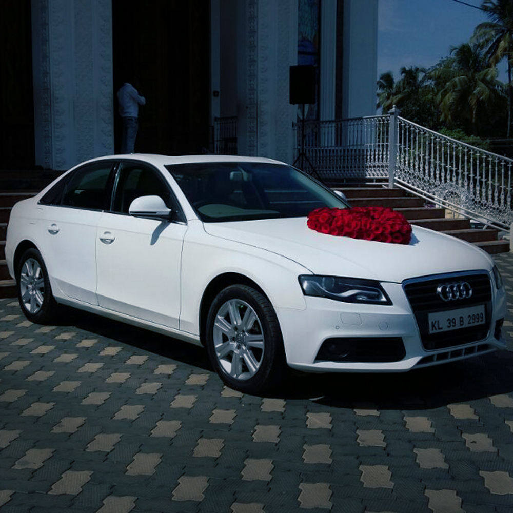 rental wedding cars in kochi